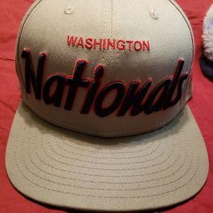 Washington Nationals baseball cap